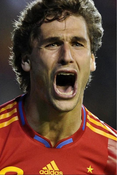 Fernando Llorente Spain - Lithuania (3-1) 8.10.2010