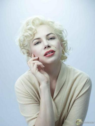 First look of Michelle as marilyn monroe