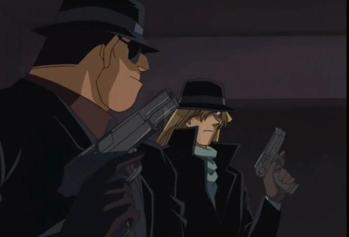 detective conan world