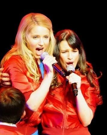 Glee tour