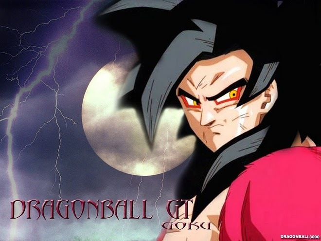 Goku ssj4 - Dragon Ball Z Gt Photo (16199836) - Fanpop fanclubs