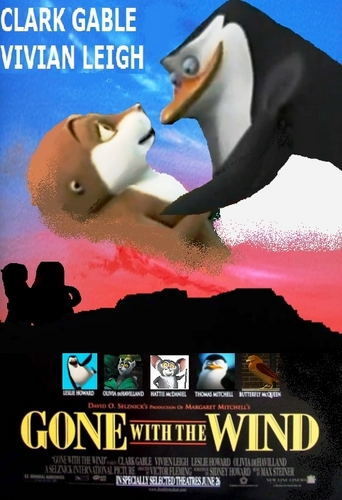 Gone With the Wind (Skilene - style!)