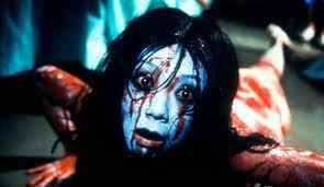 Asian Horror Movies wallpaper probably containing anime entitled Grudge