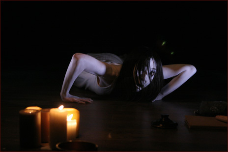 Asian Horror Movies wallpaper probably with a candle titled Grudge