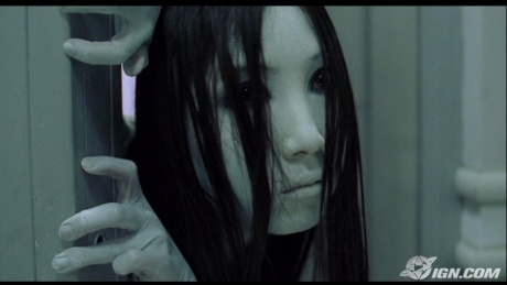 Asian Horror Movies wallpaper entitled Grudge