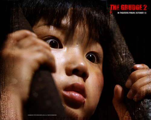 Asian Horror Movies wallpaper titled Grudge