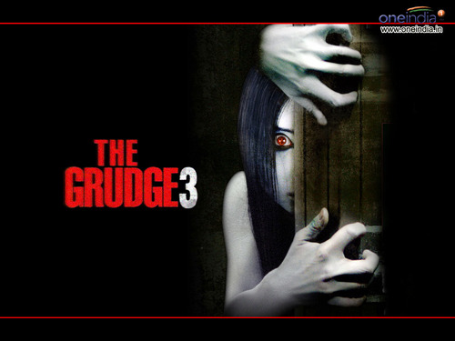 Asian Horror cine fondo de pantalla with a portrait entitled Grudge