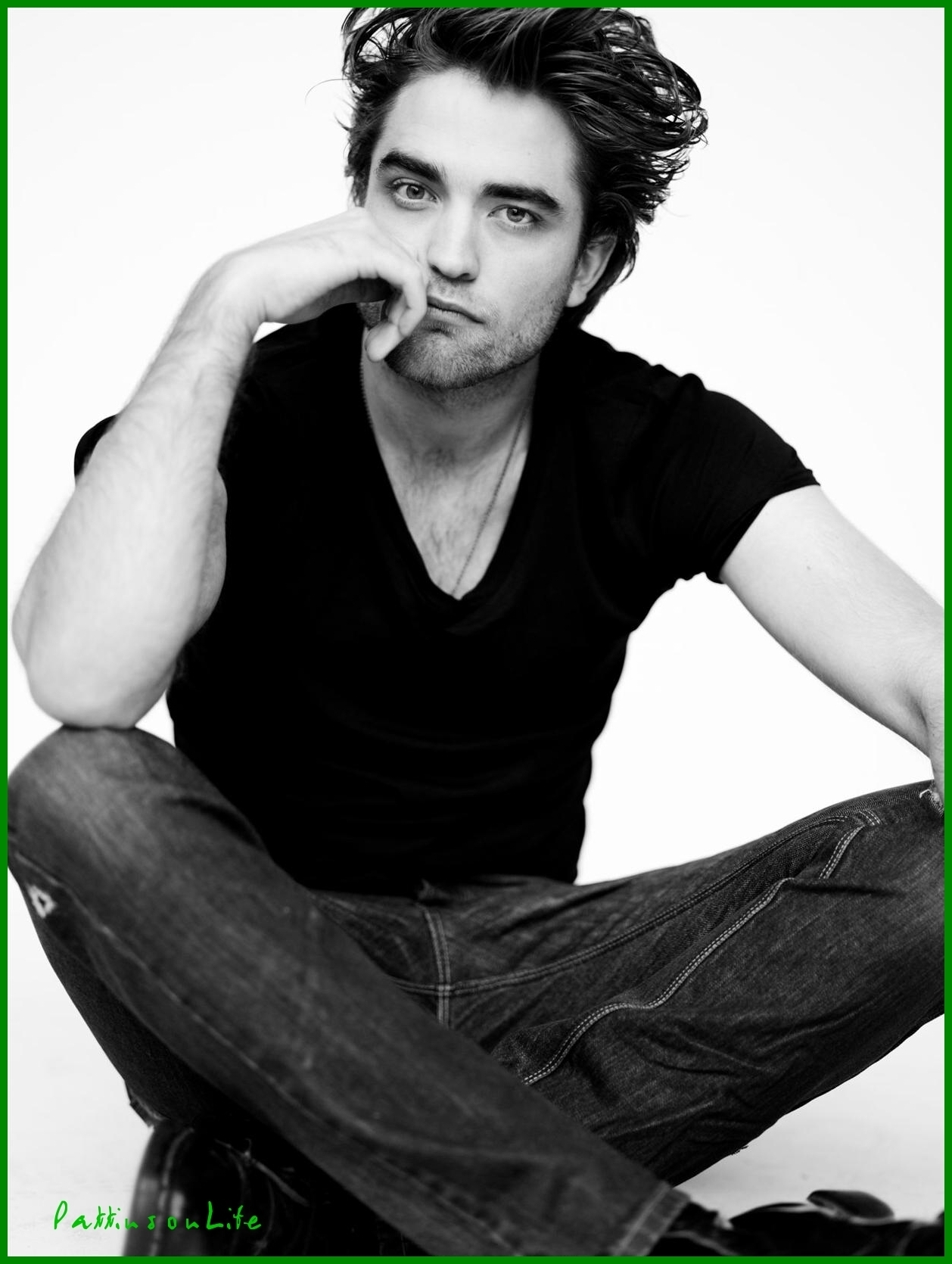 HQ Robert Pattinson outtakes from GQ shoot