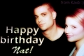 Happy Birthday, Nat!