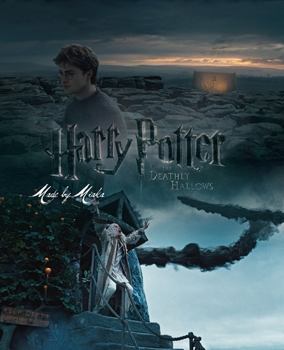 Harry Potter and Deathly Hallows Fanmade Poster