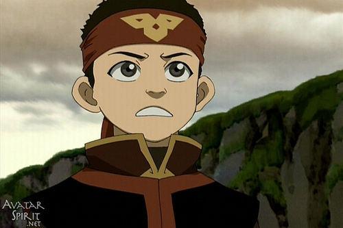 Haruki - cartoon style