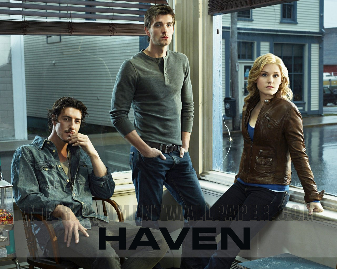 Haven - Haven Wallpaper (16182687) - Fanpop Haven