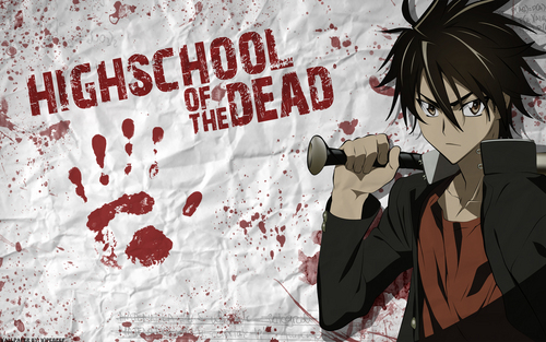 Highchool of the dead