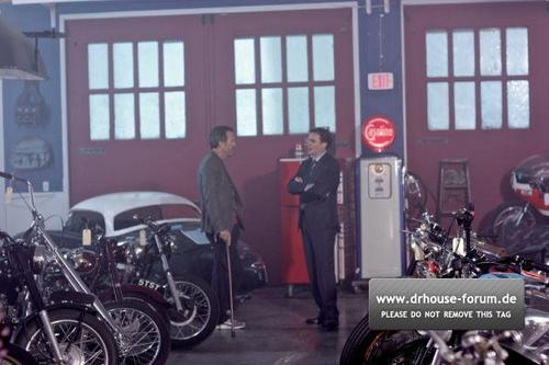 House 7x04 - 'Massage Therapy' Behind The Scenes