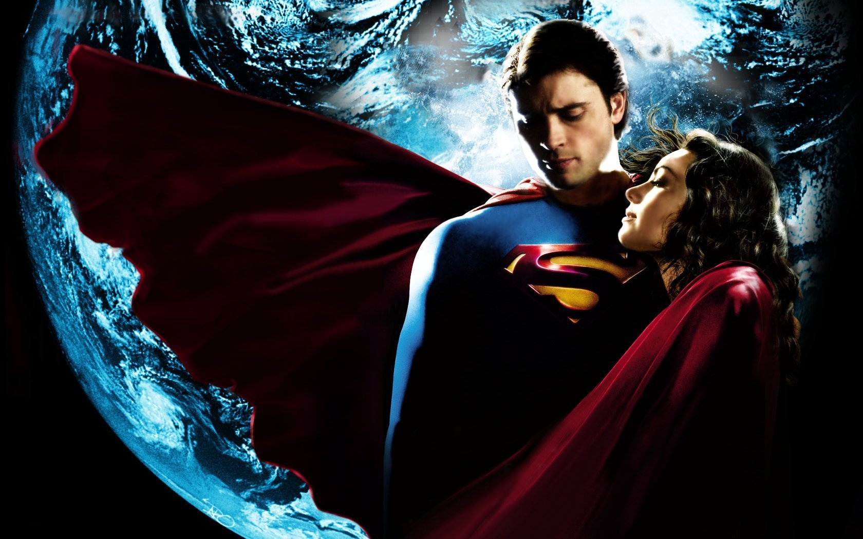 iconic smallville wallpaper 16191482 fanpop