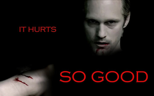 It hurts so good - true-blood Photo