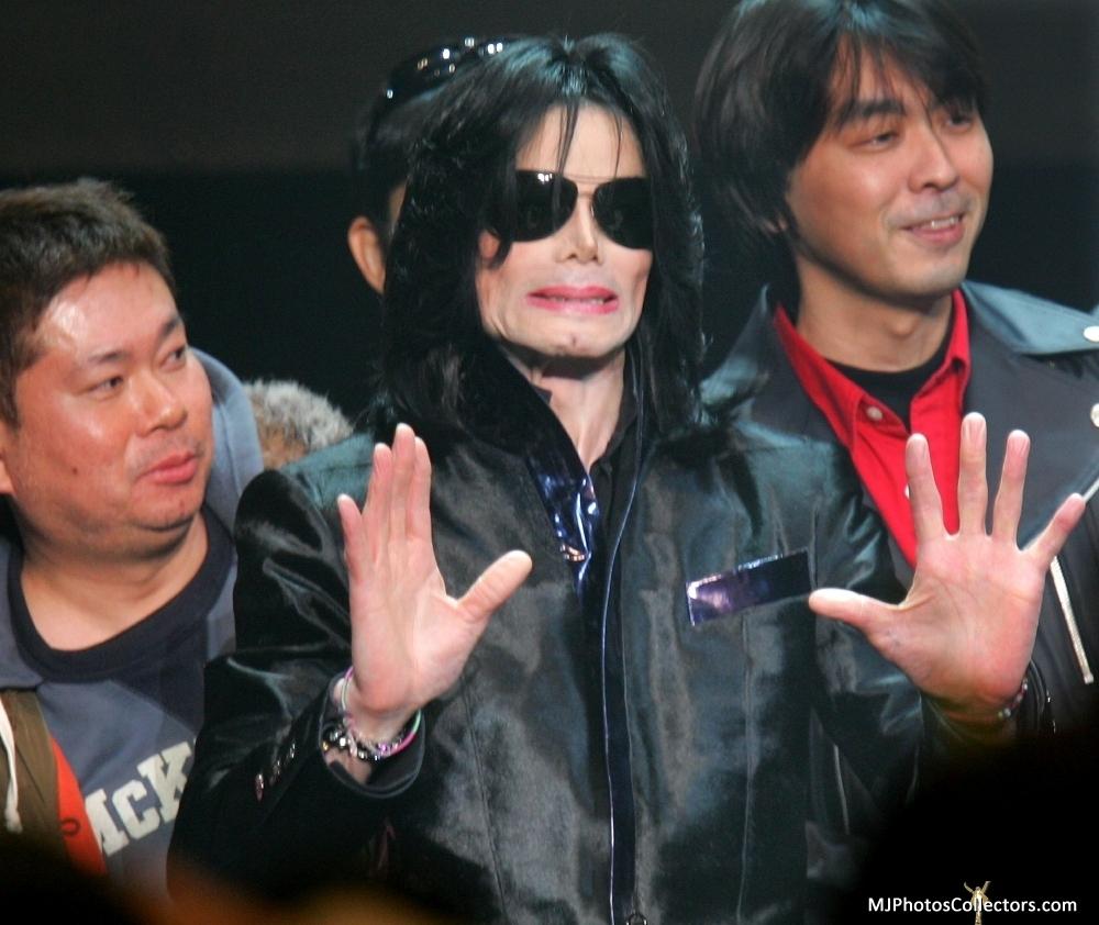 Its Michael!!