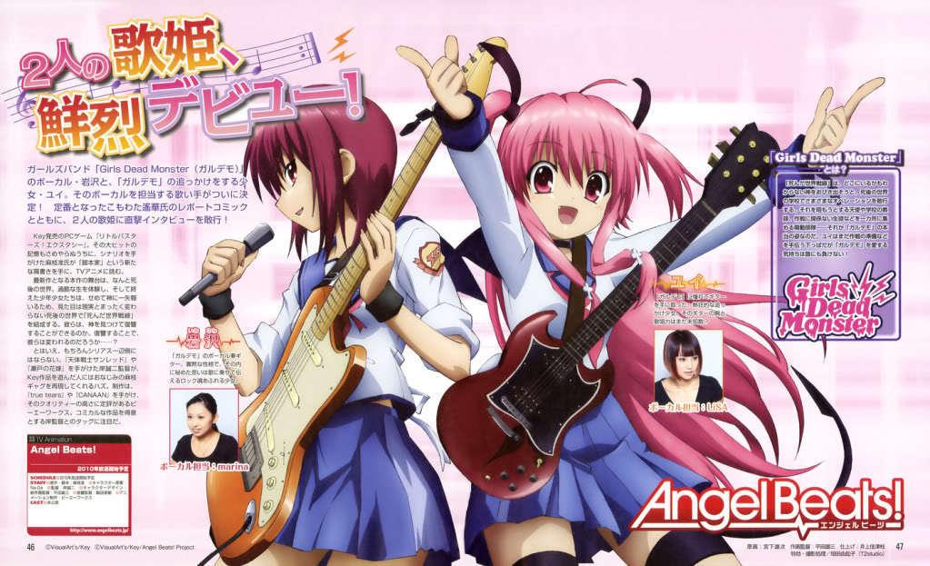 Girls dead monster thousand enemie - 5 3