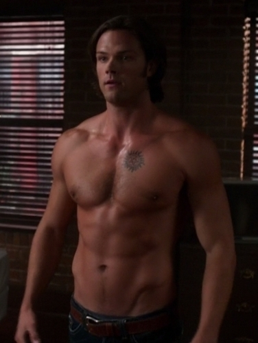 Hottest Actors images Jared Padalecki shirtless! better photo wallpaper and background photos