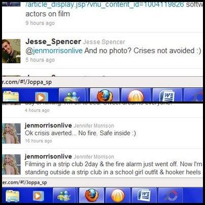 Jesse Jennifer twitter