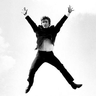 John Lennon fond d'écran called John
