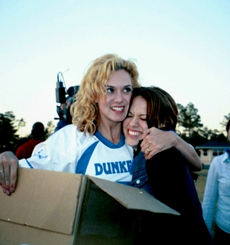 Joy and Hilarie