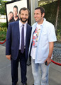 Judd Apatow &amp; Adam Sandler @ Funny People Premiere - 2009