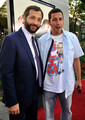 Judd Apatow & Adam Sandler @ Funny People Premiere - 2009