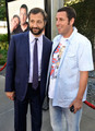 Judd Apatow & Adam Sandler @ Funny People Premiere - 2009 - judd-apatow photo