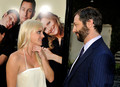 Judd Apatow & Anna Faris @ Funny People Premiere - 2009