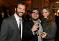 Judd Apatow, Jonah Hill & Leslie Mann @ Eighth Annual AFI Awards - 2008