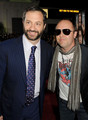 Judd Apatow & Lars Ulrich @ Get Him to the Greek Premiere - 2010