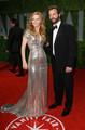 Judd Apatow & Leslie Mann @ 81st Annual Academy Awards - 2008