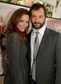 Judd Apatow & Leslie Mann @ Eighth Annual AFI Awards - 2008