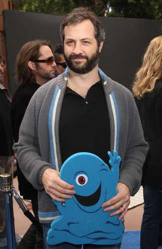 Judd Apatow images Judd Apatow @ Monsters Vs. Aliens Premiere - 2009 wallpaper and background photos