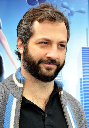 Judd Apatow wallpaper possibly with a portrait called Judd Apatow @ Monsters Vs. Aliens Premiere - 2009