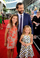 Judd, Maude & Iris Apatow @ Funny People Premiere - 2009