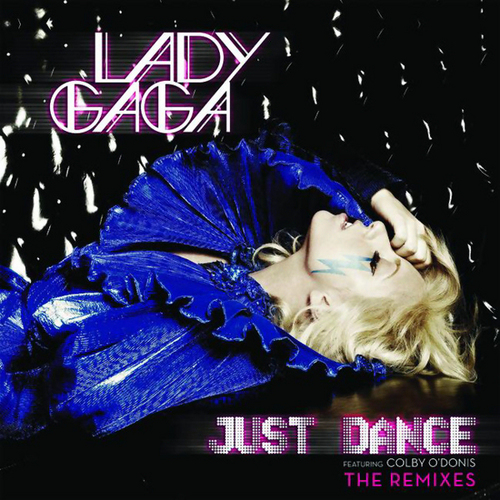 Just Dance single covers