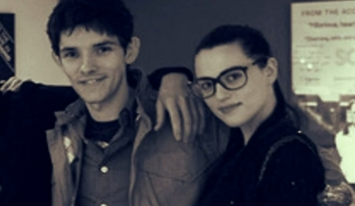 Katie and Colin xD