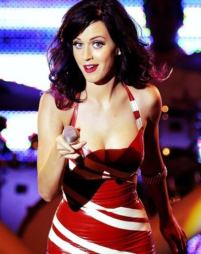 Katy Perry in Vienna, October 6, 2010