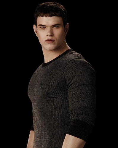 Twilight-Serie Hintergrund possibly with a pullover titled Kellan Lutz