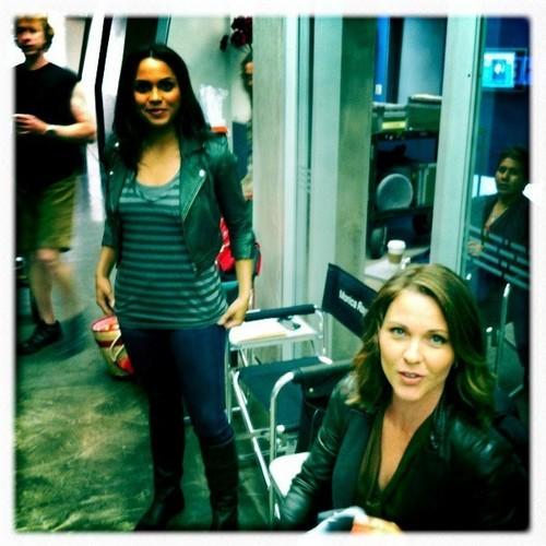 Kelli & Monica