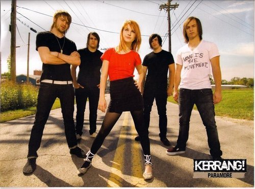 Kerrang! Magazine Scans