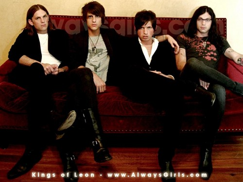 Kings of Leon - kings-of-leon Wallpaper