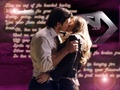 Kiss Me - smallville wallpaper
