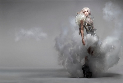 Lady GaGa new Nick Knight pictures - lady-gaga Photo