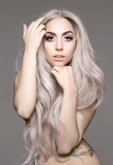 Lady Gaga Lady GaGa new Nick Knight pictures
