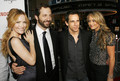 Leslie Mann, Judd Apatow, Ben Stiller & Christine Taylor @ Knocked Up Premiere - 2007