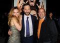 Leslie Mann, Judd Apatow & Jeff Zucker @ Get Him to the Greek Premiere - 2010