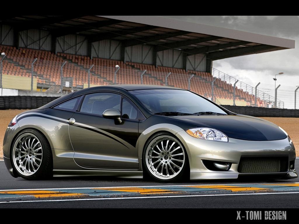 Mitsubishi eclipse gt sports cars wallpaper 16116834 fanpop